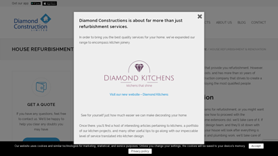 Diamond Construction Limited